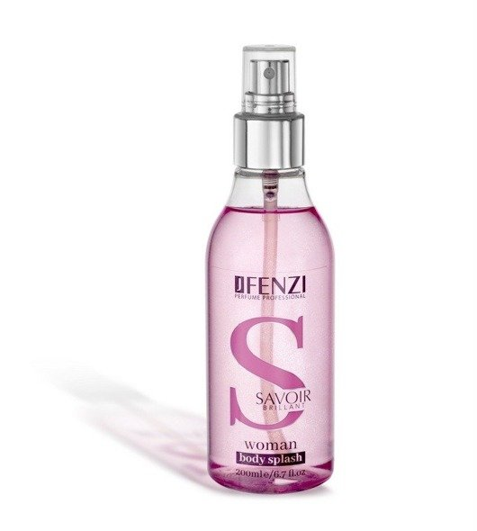 JFenzi Savoir Brillant Woman body splash 200 ml