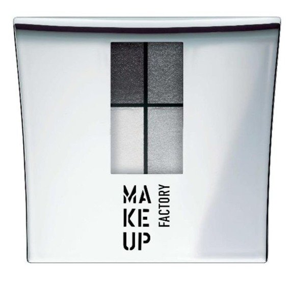 Make Up Factory Eye Colors Zestaw Cieni Quattro nr 03, 48g