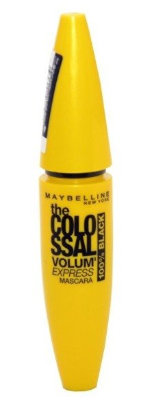 Maybelline Maskara THE COLOSSAL Volum'Express 100% Black 10,7 ml