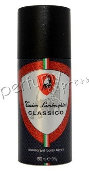 Tonino Lamborghini Classico dezodorant spray 150 ml