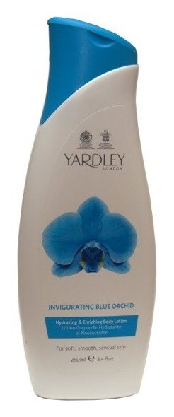 Yardley London Invigorating Blue Orchid balsam do ciała 250 ml